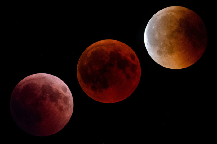 Lunar Eclipse Will Be Visible From North & South Carolina And You Won't Want To Miss Out