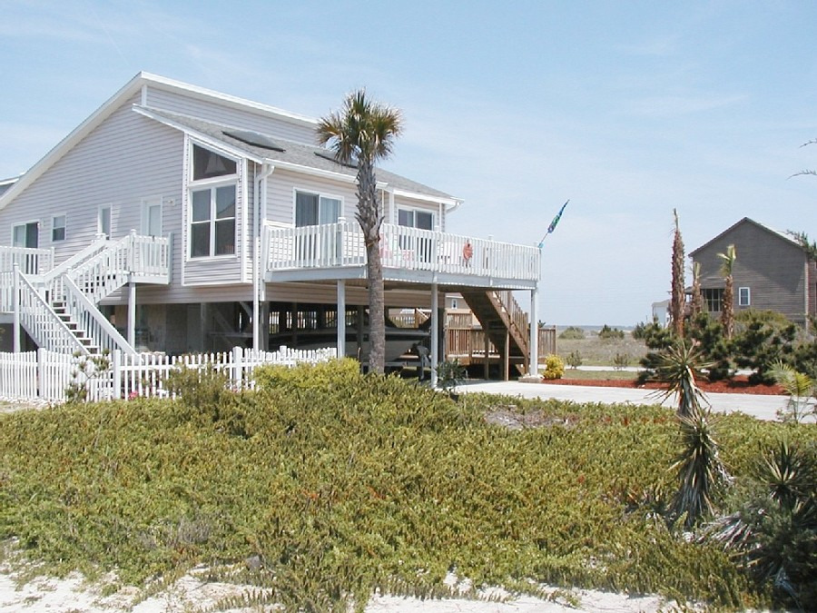 North Carolina Ocean Front Beach House Rentals