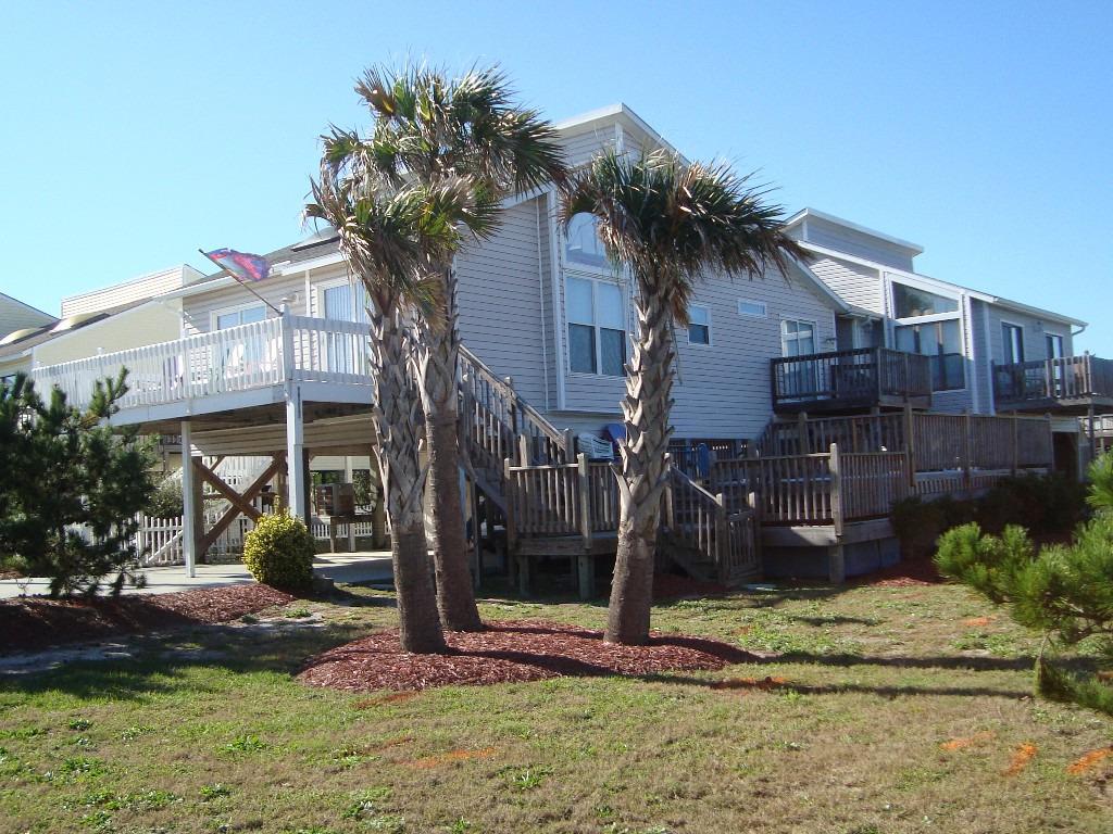 House Vacation Rentals Near Topsail Beach Nc