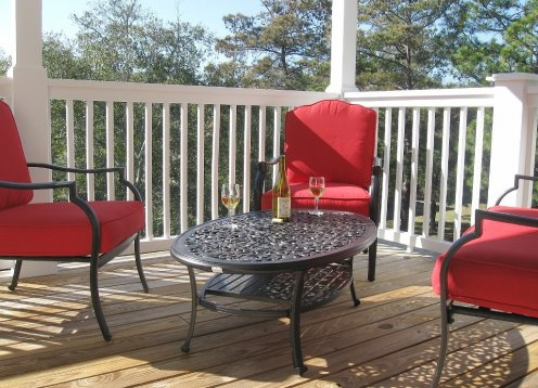 Taylor Made II (5BR @ Surfside): Spring = Free Pool Heat, Linens!