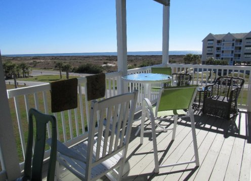 4 BR 4BA Ocean View villa-dog friendly-towelslinensbeach items incl