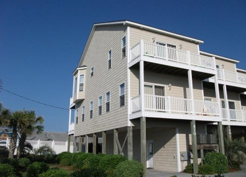 Oceanside Community-4 BR-3.5 Bath-Gorgeous Water Views: August Availability