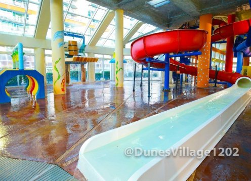 @DunesVillage1202, Oceanfront Condo, 2 Indoor Waterparks, 1 GREAT TIME!