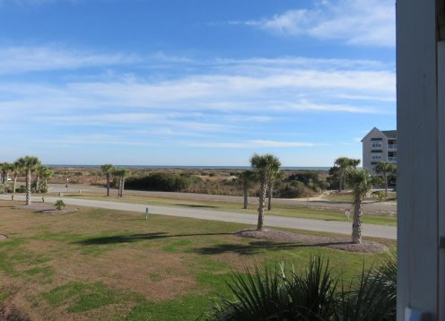 OIB DREAMIN - NEW LISTING!  4 BR, 4 BA VILLA WITH UNOBSTRUCTED OCEAN VIEWS