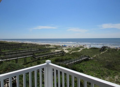 NEXT CHAPTER -NEW LISTING! DIRECT OCEAN FRONT NEW LUXURY HOME WITH ELEVATOR