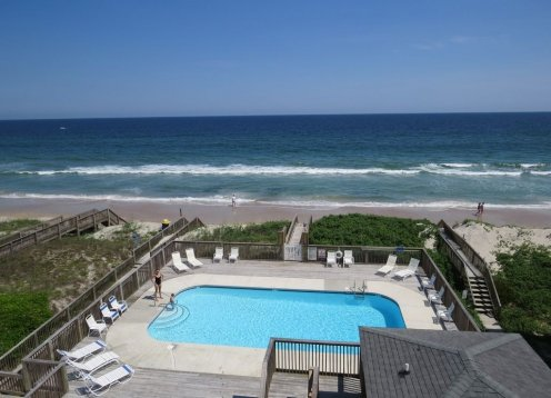 Oceanfront - Private Hot Tub on Oceanfront Deck - Spectacular Views