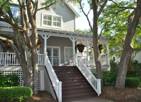 Kiawah Island - Village of Turtle Beach - Steps from beach & community pool