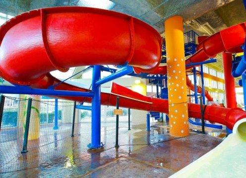@DunesVillage1202, Oceanfront Condo, 2 Indoor Waterparks, 1 GREAT TIME!